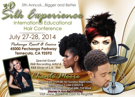 Joanne Washington Speaking about Hairloss | Non Surgical Hair Replacement | Scoop.it