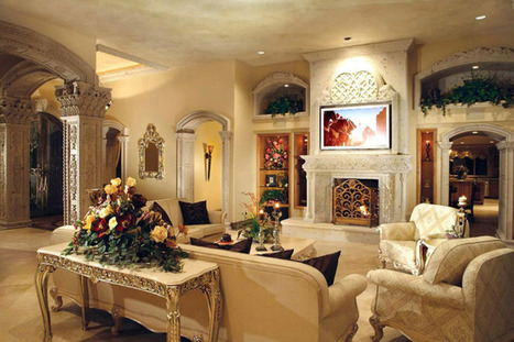 Some cool fireplace mantel tips to employ   Cantera Stone   Scoop.it