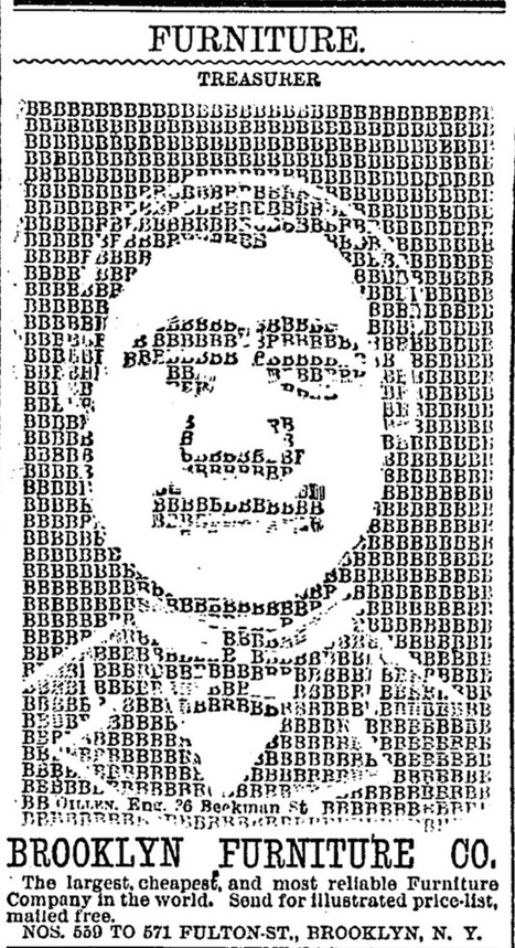 Solving a Century-Old Typographical Mystery | ASCII Art | Scoop.it