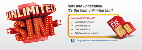 Pay Monthly | SIM Only | Virgin Mobile from Virgin Media | Telco | Scoop.it