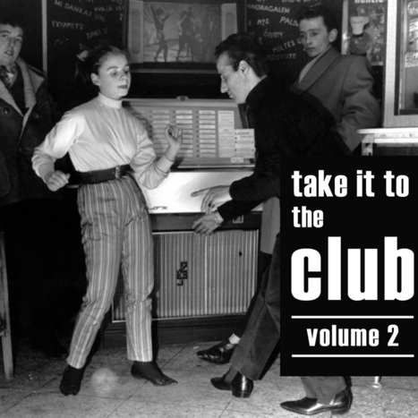 DJ PROCEED's TAKE IT TO THE CLUB vol. 2 • New MIXTAPE to download for FREE | CHRONYX.be : we love to party ! | Scoop.it