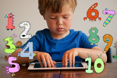 Little Digits | Apps For Children with Special Needs | Special Educator | Scoop.it