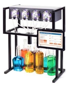Bartendro, A Modular & Open Source Cocktail Dispensing Robot   Heron   Scoop.it