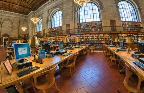Las tendencias de futuro de las bibliotecas según la ALA | Biblioteconomía | Scoop.it