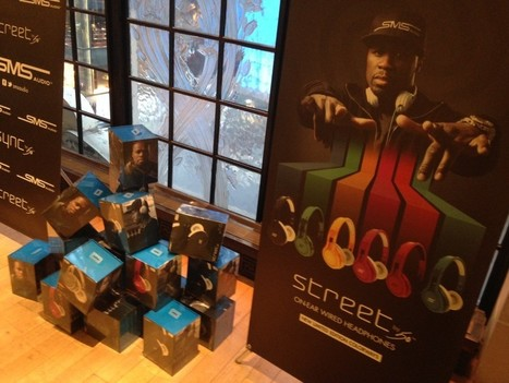 50 Cent At Henri Bendel: One More Step In Headphones As Fashion - Forbes   CLOVER ENTERPRISES ''THE ENTERTAINMENT OF CHOICE''   Scoop.it
