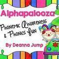 Alphapalooza 2  Phonemic Awareness & Phonics Fun | Resources for Teaching Reading | Scoop.it