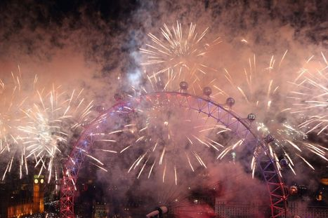 New Year's Eve 2013: London to TASTE fireworks in first ever multi-sensory ... - Mirror.co.uk | London restaurants | Scoop.it