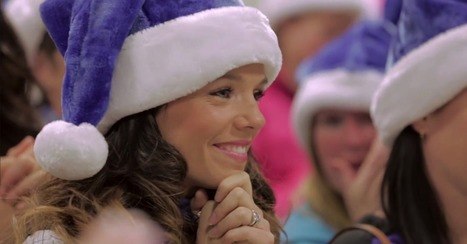 WestJet Christmas Surprise Will Make You Believe in Santa [VIDEO] | Cool Brand Campaigns | Scoop.it