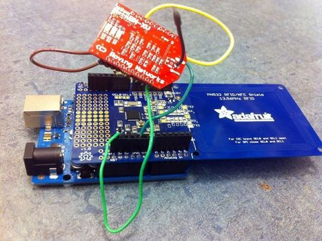 A Facebook-Connected, Arduino-Powered Music Party   Hardware   Scoop.it