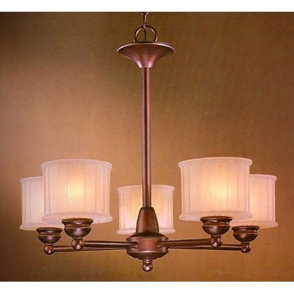 Minka Lavery ML 5 Light 1 Tier Mini Chandelier from the Series Collect 1735... | Home Improvement | Scoop.it