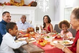 Stress Free Thanksgiving for Seniors | Homecare Assistance | Scoop.it