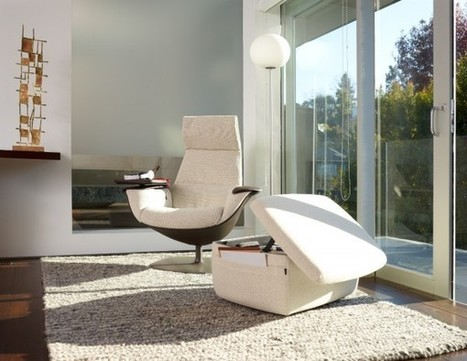 Evil Office Chairs, Begone! Here's How To Furnish Your Workspace | Office Environments Of The Future | Scoop.it