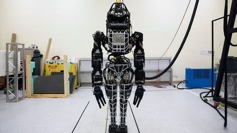 Robot Games: A Challenge for the Machines and the Controllers | STEM Connections | Scoop.it