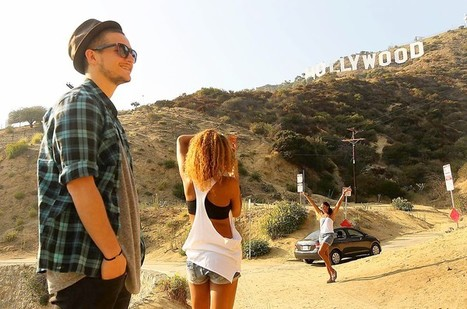 The Hollywood sign's unwelcome mat | On Hollywood Film Industry | Scoop.it