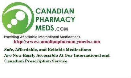 Canadian Prescription Services | canadianpharmacymeds | Scoop.it