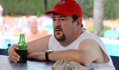 Johnny Vegas back in Benidorm : News 2014 : Chortle : The UK ... | Holiday Rentals in Costa Calida | Scoop.it