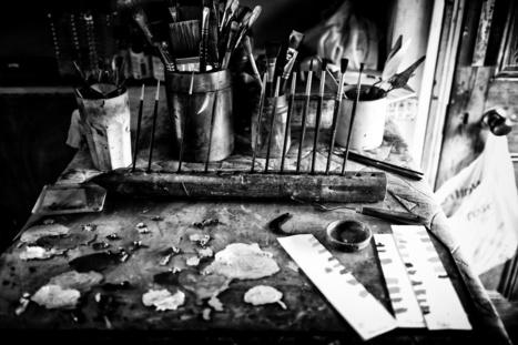Nick Cudworth / Artist at Work | AFShoot | Professional Photography | Fujifilm X Series APS C sensor camera | Scoop.it