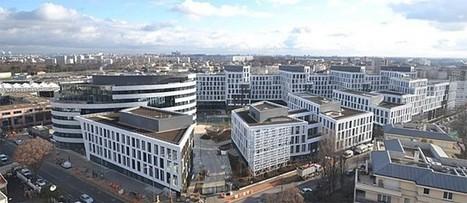 A Châtillon, Nexity et Interconstruction inaugurent un campus tertiaire de 72 000 m2 - Réalisations | Actualité immobilier d'entreprise | Scoop.it