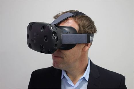 Can Virtual Reality Produce Real Travel Sales?   Tourism Social Media   Scoop.it