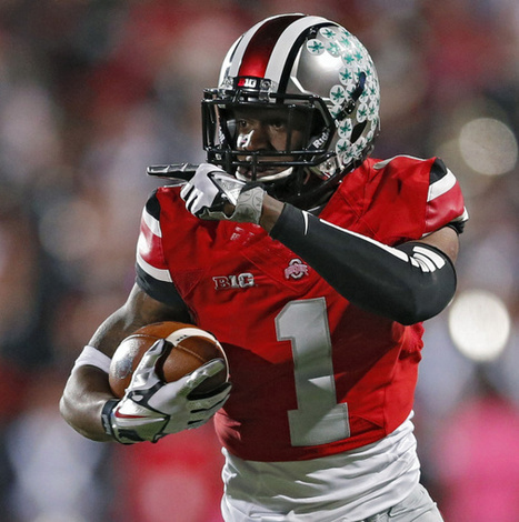 Ohio State football notebook: Resurgence by Braxton Miller continues - Columbus Dispatch | Buckeye News | Scoop.it