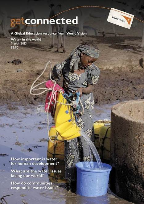 Get Connected: Water in the World | GEP Water resources | Scoop.it