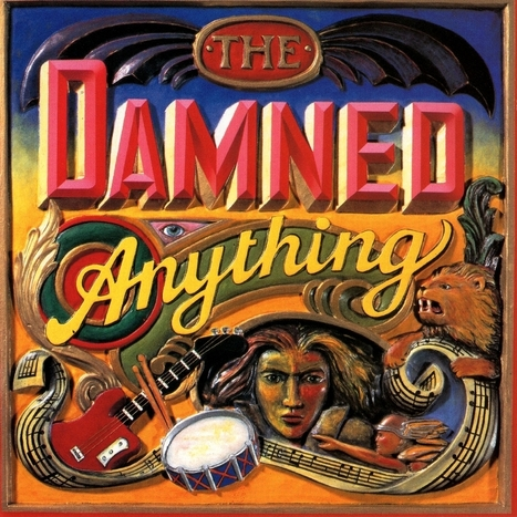 The Damned – Anything: история альбома | Full magazine feed | Scoop.it