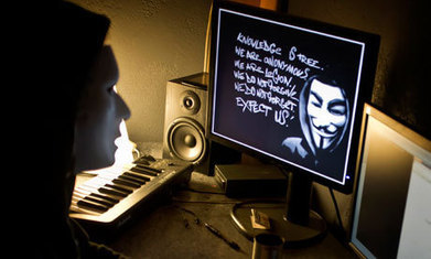 Hacktivism: how worried should organisations be? | Anonymous:Freedom Fighters or Cyber-Terrorists? | Scoop.it