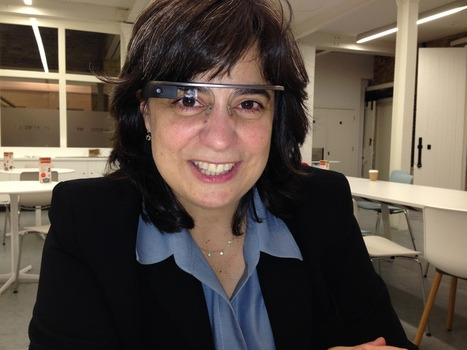 Seeing the Future through Tech-Colored (Google) Glass - Scientific American (blog) | Wearable technology | Scoop.it