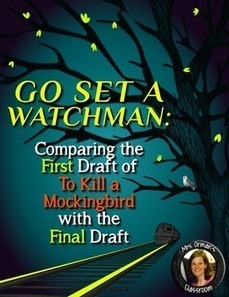 Go Set A Watchman By Harper Lee Close Reading Compare/Contrast | Common Core Resources for ELA Teachers | Scoop.it