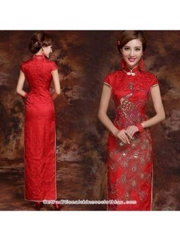 Traditional Chinese Wedding Dress Online,2015 Cheap Traditional Wedding Dress From China - Cntraditionalchineseclothing.com | jack martine | Scoop.it