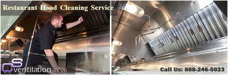 Restaurant Kitchen Hood Cleaning Service | CS Ventilation Boston Hood Cleaning | Scoop.it