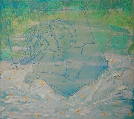 Αναστασία Γκινάκη: H αγωνία της αρχέγονης ένωσης - Art22 | Ήρα Παπαποστόλου | Scoop.it