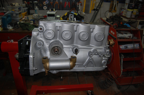Restauro conservativo motore marino Volvo AQ 130 | Nautica-epoca | Scoop.it