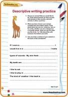 Descriptive writing practice | TheSchoolRun | ICT in UK Education | Scoop.it