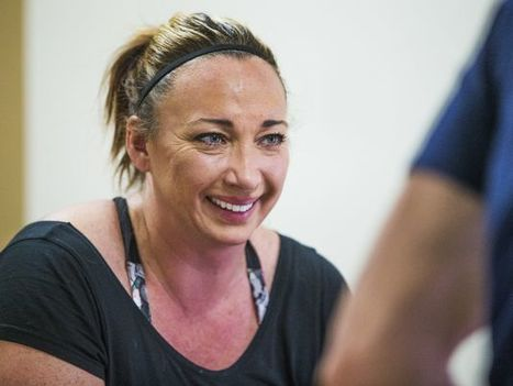 Former Olympian Amy Van Dyken-Rouen's Inspirational Recovery Continues | air ambulance | Scoop.it