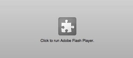 With 36 security fixes, you should either update Adobe Flash now… or kill it | Jeff Morris | Scoop.it