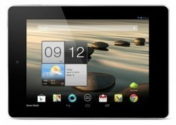 Acer Iconia A1 7.9-inch tablet lunched with an IPS panel | New Tech News | Scoop.it