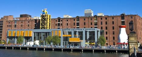 Boston Children's Museum Celebrates Its 100th Birthday | Boston-area Museums | Scoop.it