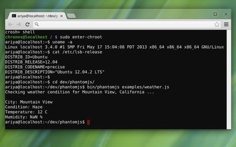 Chromebook Pixel for Web Development | txwikinger-open-source | Scoop.it