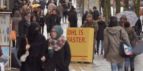 DHL Finds A Genius Way To Make UPS Advertise For Them (Video) | Elite Daily | inspiration | Scoop.it