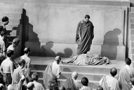 Ni Bruto, ni Casio: Décimo es el nombre clave en la muerte de César | EURICLEA | Scoop.it