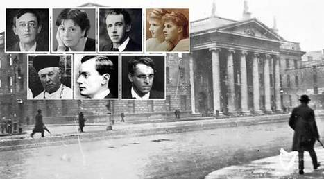 Poll: Pick your favourite 1916 Easter Rising poem | The Irish Literary Times | Scoop.it