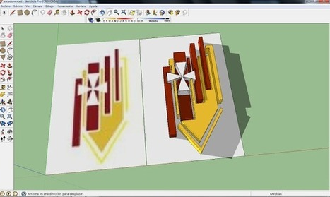 Prácticas Sketchup | RIATE | Scoop.it