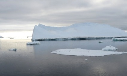 Climate Change Effects Antarctica's Ocean Salinity, Trapping Heat in Deep Water | EcoWatch | EcoWatch | Scoop.it