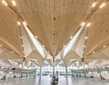 grimshaw architects' first project in russia opens to the public - designboom | architecture & design magazine | Architecture, Building Design, Interior Design | Scoop.it