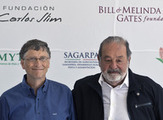 World's Two Richest Men  -- Gates and Slim launch biotech gmo agricultural research centre in Mexico | YOUR FOOD, YOUR HEALTH: Latest on BiotechFood, GMOs, Pesticides, Chemicals, CAFOs, Industrial Food | Scoop.it