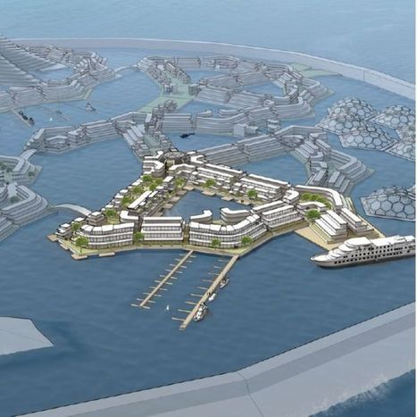 US group plans floating cities with 'start-up governments' | Content in Context | Scoop.it