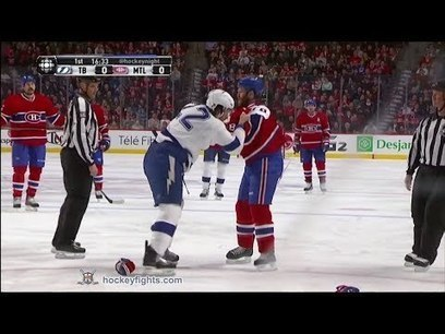 Jean-Philippe Cote vs Brandon Prust Feb 1, 2014 | Social Media Branding | Scoop.it
