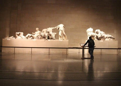 Greek Education Ministry to Withdraw School Book With Failed Parthenon Marbles Reference | GreekReporter.com | photo | Scoop.it