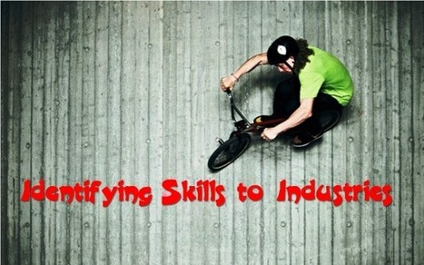 It's all about Identifying Your Skills to the Industries | Prionomy | Scoop.it